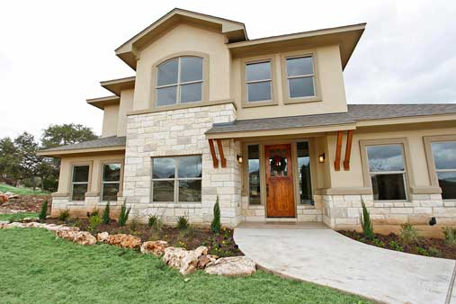 san gabriel builders custom homes in central texas