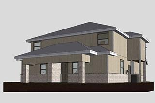 duplex apartments multi family housing builders georgetown texas